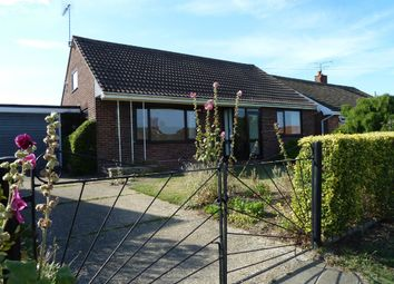 Thumbnail 3 bedroom detached bungalow for sale in Annandale Drive, Beccles
