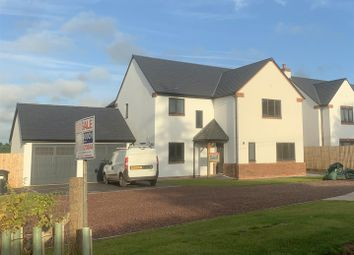 Thumbnail 4 bed detached house for sale in Bromsash, Ross-On-Wye