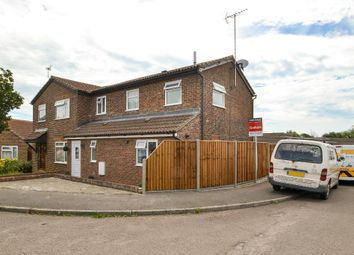 Thumbnail 4 bed semi-detached house for sale in Sunningdale Gardens, North Bersted, Bognor Regis, West Sussex