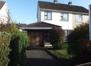 Thumbnail 3 bed semi-detached house for sale in 26 Pinewood, Wexford County, Leinster, Ireland
