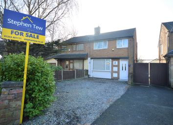 3 bed semi-detached house for sale in Hawes Side Lane, Blackpool FY4