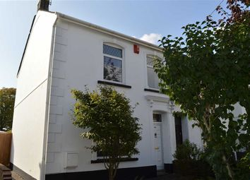 Thumbnail 3 bedroom semi-detached house for sale in West Street, Swansea