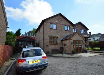 Thumbnail 4 bed detached house for sale in Mostyn Mews, Brynna, Pontyclun