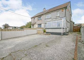 Thumbnail 2 bed semi-detached house for sale in Four Lanes, Redruth, Cornwall