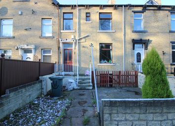 Thumbnail 3 bed terraced house for sale in First Street, Low Moor, Bradford