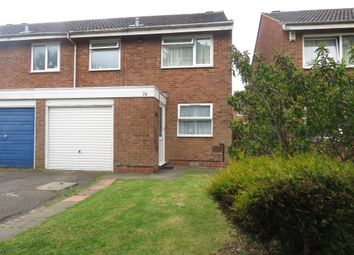 Thumbnail 3 bed end terrace house for sale in Crosslands, Stantonbury, Milton Keynes