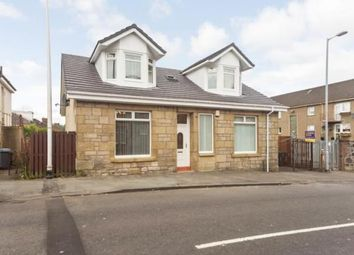 Thumbnail 4 bedroom detached house for sale in Bore Road, Airdrie, North Lanarkshire