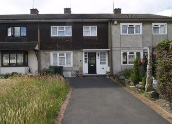 Thumbnail 3 bedroom terraced house to rent in Vale Road, Dudley
