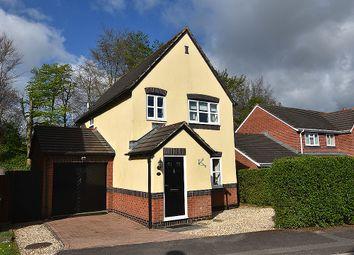 Thumbnail 3 bed detached house for sale in Gittisham Close, Barton Grange, Exeter