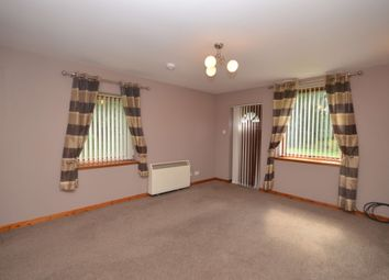 Thumbnail 2 bed flat to rent in Tulloch Court, Dingwall, Highland