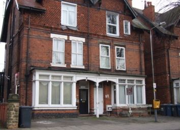 Thumbnail 1 bed flat to rent in Gr Fl Fr 29, Fox Road, West Bridgford