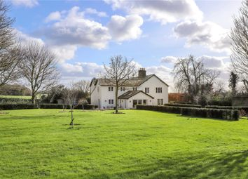 Thumbnail 5 bed detached house for sale in Manor Farm Lane, Michelmersh, Romsey, Hampshire