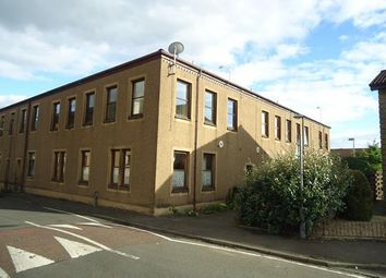 Thumbnail 2 bed flat to rent in Henry Street, Alva