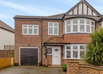 Thumbnail 5 bed semi-detached house for sale in The Uplands, Ruislip, London