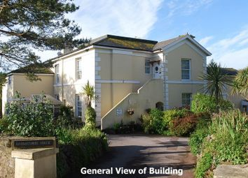 Thumbnail 1 bed flat for sale in York Road, Torquay