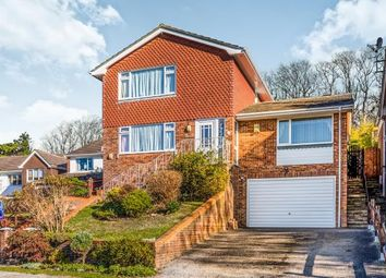Thumbnail 4 bedroom detached house for sale in Rowan Way, Rottingdean, Brighton, East Sussex