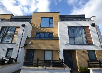 Thumbnail 4 bed terraced house for sale in Somerset Road, Teddington