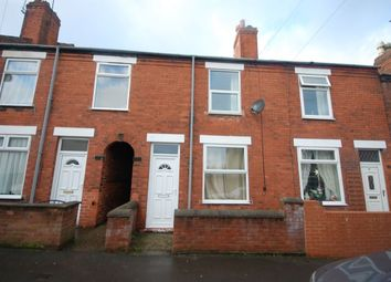 Thumbnail 2 bed terraced house to rent in Chapel Road, Grassmoor, Chesterfield