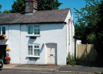 Thumbnail 2 bed end terrace house for sale in Birches Lane, Lostock Green, Northwich, Cheshire