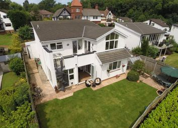 Thumbnail 4 bed detached house for sale in Cwrt Cefn, Lisvane, Cardiff