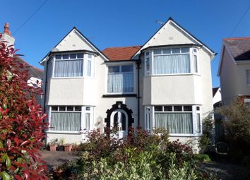 Thumbnail 4 bed detached house for sale in Llannerch Road East, Rhos On Sea, Colwyn Bay