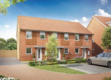 "Thumbnail 2 bed terraced house for sale in ""Richmond"" at Park Prewett Road, Basingstoke"