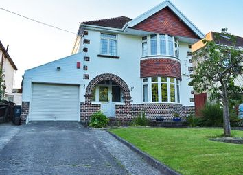 Thumbnail 3 bed detached house for sale in Newport Road, Old St. Mellons