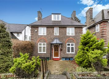 Thumbnail 4 bed detached house for sale in Pollards Hill West, London