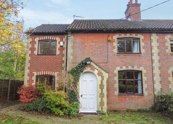Thumbnail 4 bedroom cottage for sale in Wroxham Road, Rackheath, Norwich