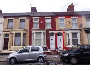 Thumbnail 3 bed terraced house for sale in Gilroy Road, Liverpool, Merseyside, England