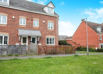 Thumbnail 4 bed semi-detached house for sale in Marigold Walk, Nuneaton