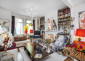Thumbnail 4 bed terraced house to rent in Crewys Road, Child's Hill, London
