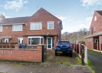 Thumbnail 3 bed end terrace house for sale in Aintree Avenue, Cantley, Doncaster