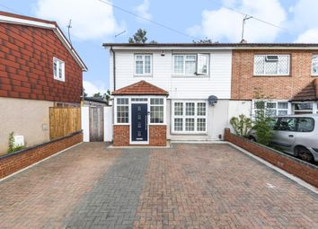 Harrow, Middlesex HA3. 3 bed semi-detached house