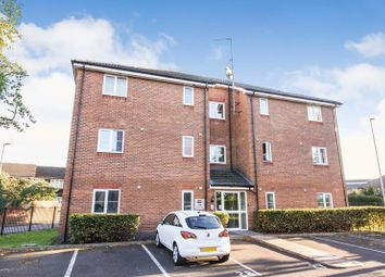 Thumbnail 2 bed flat to rent in Hassocks Close, Beeston, Nottingham