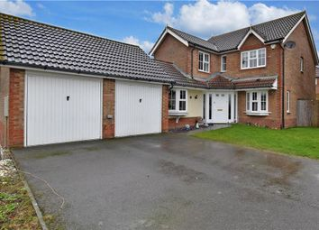 Thumbnail 5 bed detached house for sale in Harry Pay Close, Kennington, Ashford, Kent