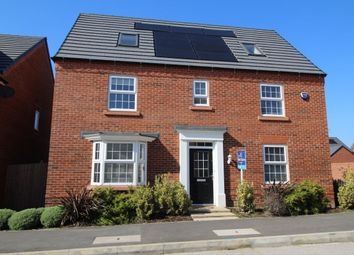 Thumbnail 6 bed detached house for sale in Dallington Avenue, Leyland