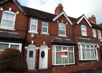 Thumbnail 2 bedroom terraced house for sale in Pye Green Road, Cannock, Staffordshire