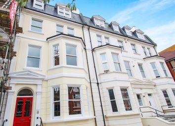 Thumbnail 2 bedroom flat for sale in Jevington Gardens, Eastbourne