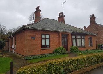 Thumbnail 3 bed bungalow to rent in Trafalgar Square, Long Sutton, Spalding