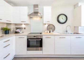 """Thumbnail 3 bedroom terraced house for sale in """"Norbury"""" at Post Hill, Tiverton"""