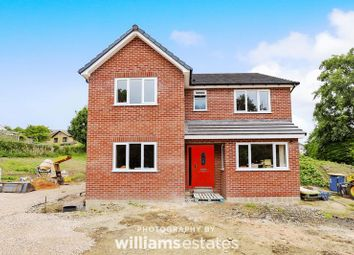 Thumbnail 5 bed detached house for sale in Clocaenog, Ruthin