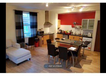 Thumbnail 4 bed flat to rent in Ilkeston Road, Nottingham