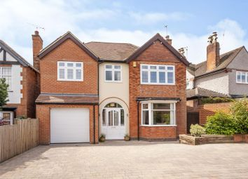 Thumbnail 4 bed detached house for sale in Rushy Lane, Risley, Derby