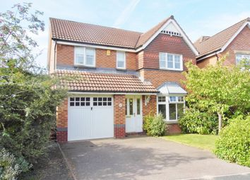 Thumbnail 4 bedroom detached house for sale in Lakewood Drive, Rubery, Birmingham