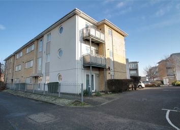 Thumbnail 2 bed flat for sale in Keel House, Bridge Wharf, Chertsey, Surrey