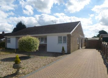 Thumbnail 2 bed semi-detached bungalow for sale in Redgate, Thetford
