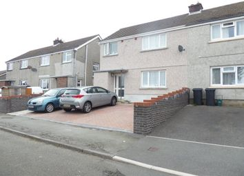 Thumbnail 3 bed property to rent in Brunel Avenue, Milford Haven, Pembrokeshire