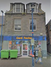 Thumbnail Studio for sale in Broad Street, Fraserburgh