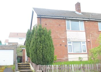 Thumbnail 2 bed flat for sale in Newman Road, Trevethin, Pontypool